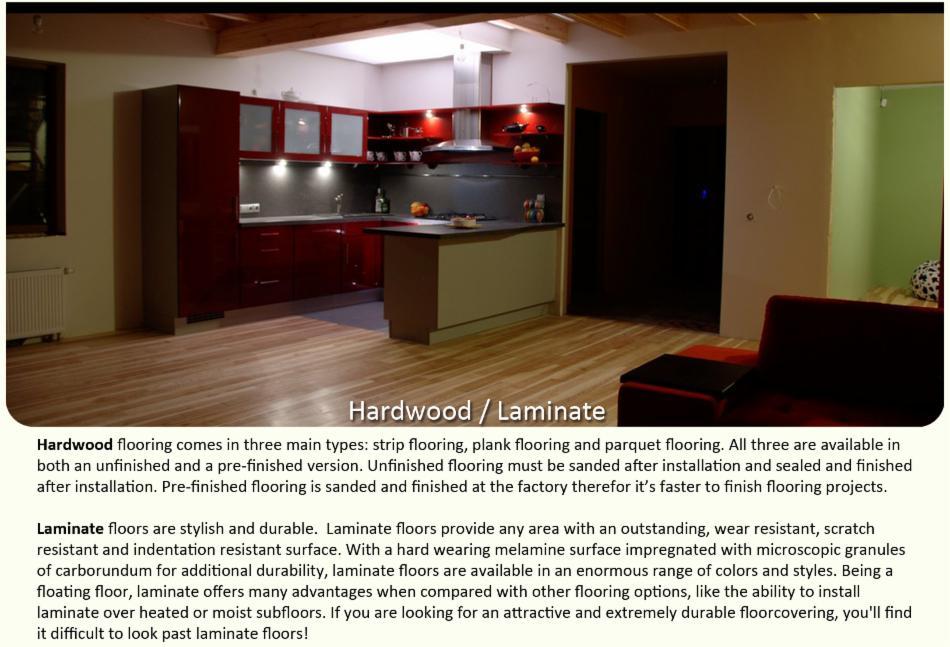 Hardwood / Laminate - CCC Floor Masters